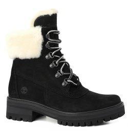 Ботинки Courmayeur Shearling Boot черный TIMBERLAND