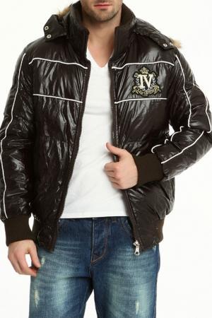 Куртка Harrison. Цвет: коричневый