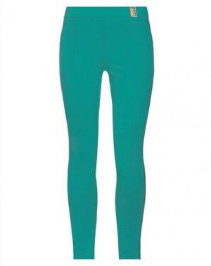 Повседневные брюки GEOSPIRIT. Цвет: зеленый