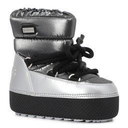 Ботинки 01405R серебряный JOG DOG