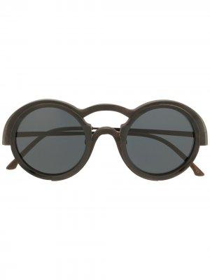 Солнцезащитные очки RG0095 Rigards. Цвет: черный