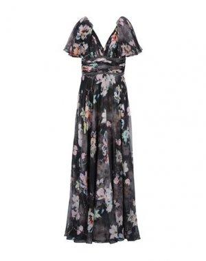 Длинное платье JOVANI. Цвет: светло-розовый