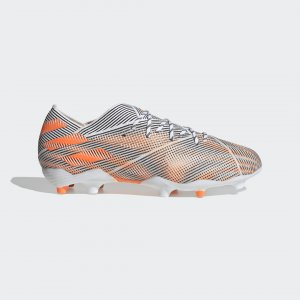 Футбольные бутсы Nemeziz.1 FG Performance adidas. Цвет: черный