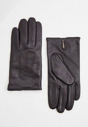 Перчатки Boss Hainz4. Цвет: коричневый