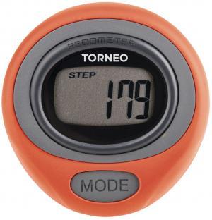 Шагомер A-946OS Torneo. Цвет: оранжевый