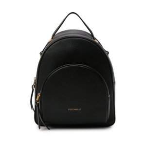 Рюкзак Lea small Coccinelle. Цвет: чёрный