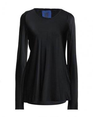 Блузка ILARIA NISTRI. Цвет: черный