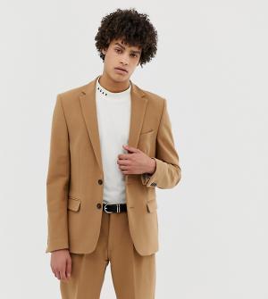 Пиджак светло-коричневого цвета -Коричневый Noak
