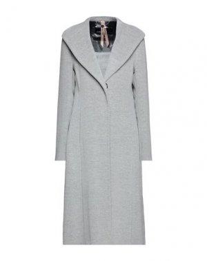 Пальто MARC CAIN. Цвет: светло-серый
