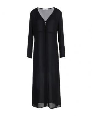 Легкое пальто HAPPY25. Цвет: черный