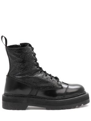 Ботинки кожаные PREMIATA