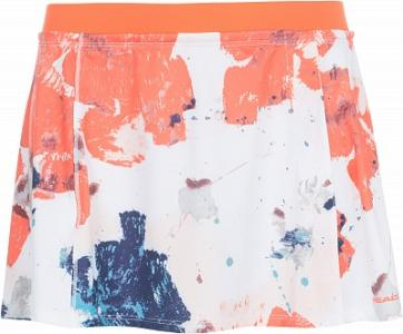 Юбка женская Vision, размер 42-44 Head. Цвет: оранжевый