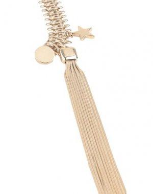 Ожерелье ELIE SAAB. Цвет: золотистый
