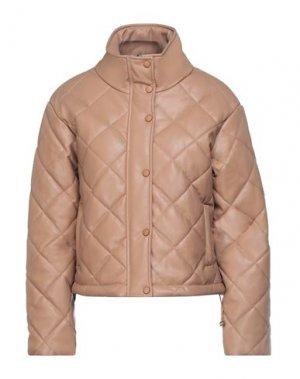 Куртка GLAMOROUS. Цвет: верблюжий