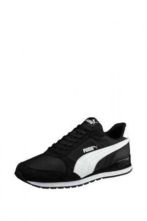 Кроссовки St Runner V2 Nl Puma. Цвет: черный
