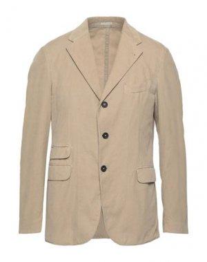 Пиджак MASSIMO ALBA. Цвет: песочный