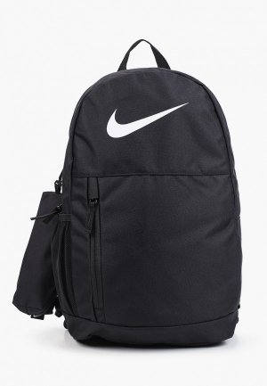 Рюкзак Nike Y NK ELMNTL BKPK - SWOOSH GFX. Цвет: черный