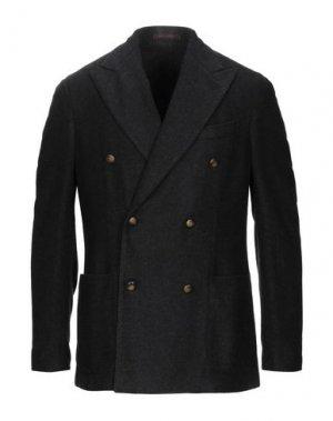 Пиджак THE GIGI. Цвет: стальной серый