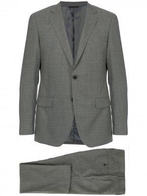 Durban классический костюм D'urban. Цвет: серый