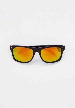 Очки солнцезащитные Eyelevel Howard. Цвет: черный