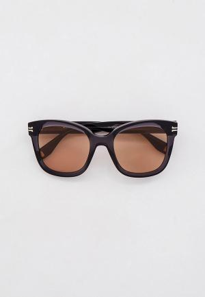 Очки солнцезащитные Marc Jacobs MJ 1012/S KB7. Цвет: серый