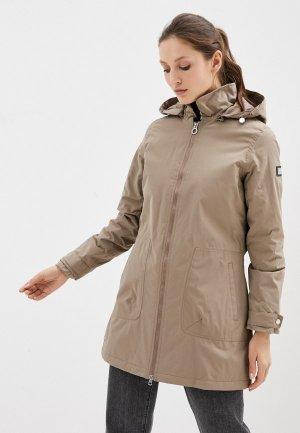 Куртка утепленная Regatta Celinda. Цвет: коричневый