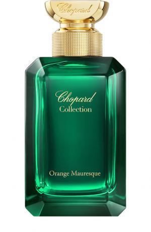 Парфюмерная вода Orange Mauresque Chopard. Цвет: бесцветный