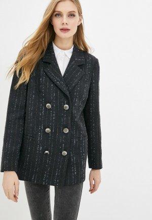Пиджак Lolita Shonidi. Цвет: серый