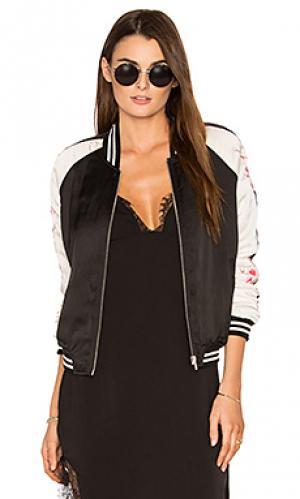 Куртка mckay BB Dakota. Цвет: черный