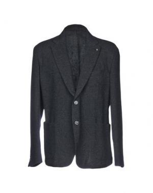 Пиджак EXIGO. Цвет: стальной серый