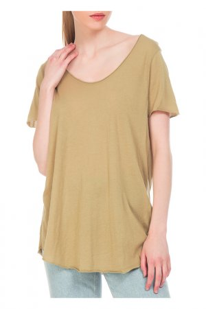 T-shirt American Vintage. Цвет: pistache