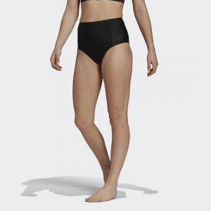 Плавки-бикини Performance adidas. Цвет: черный