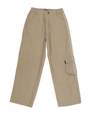 Повседневные брюки JEAN BOURGET. Цвет: песочный