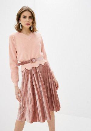 Комплект Pinkkarrot. Цвет: розовый