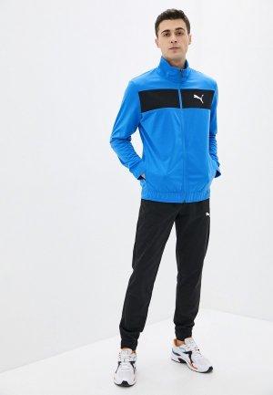 Костюм спортивный PUMA Techstripe Tricot Suit cl. Цвет: разноцветный