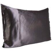 Silk Pillowcase - Queen (Various Colours) Charcoal Slip