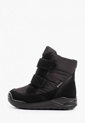 Ботинки Ecco URBAN MINI. Цвет: черный