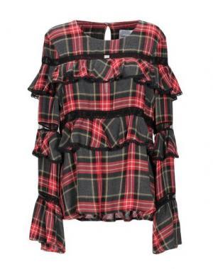 Блузка ANNARITA N TWENTY 4H. Цвет: красный