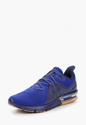 Кроссовки Nike Air Max Sequent 3 Mens Running Shoe. Цвет: синий