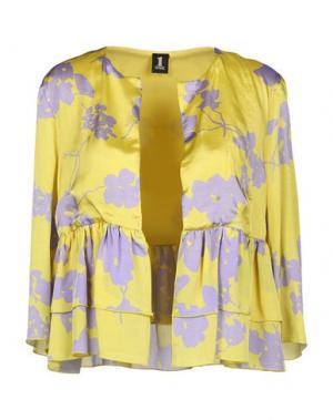 Пиджак 1-ONE. Цвет: желтый