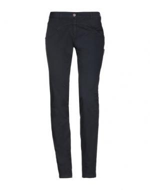 Повседневные брюки TWINGS for HEAVEN TWO. Цвет: темно-синий