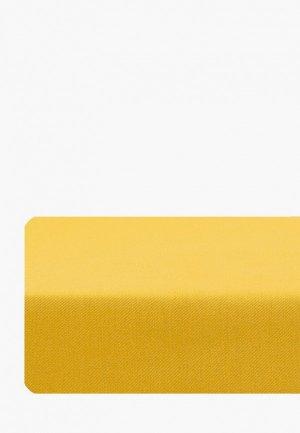 Простыня детская Dream Time 90х200 см. Цвет: желтый