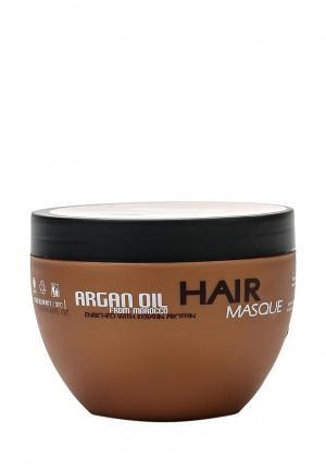 Маска для волос Morocco Argan Oil Востанавливающая с маслом арганы, аминокислотами кератина 250 мл