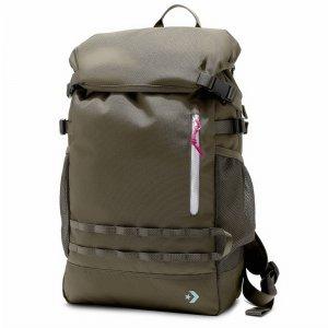 Toploader Backpack Converse. Цвет: зелёный
