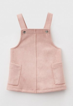 Сарафан Gloria Jeans. Цвет: розовый