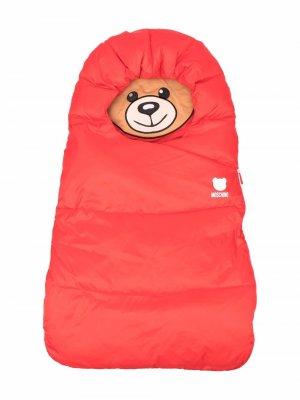 Конверт Teddy Bear Moschino Kids. Цвет: красный