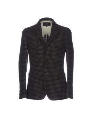 Пиджак SEVENTY SERGIO TEGON. Цвет: темно-коричневый