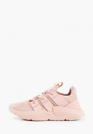 Кроссовки Escan. Цвет: розовый