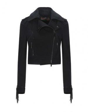 Куртка 22 MAGGIO by MARIA GRAZIA SEVERI. Цвет: черный