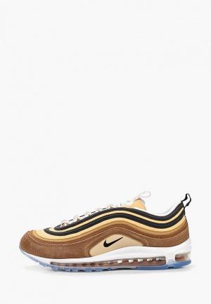 Кроссовки Nike MENS AIR MAX 97 SHOE. Цвет: бежевый